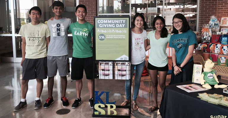 Community Giving Day at Whole Foods