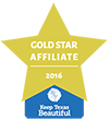 2016 Gold Star Affiliate Logo