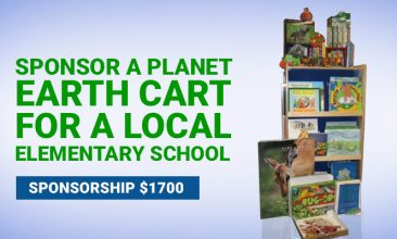 Planet Earth Cart Sponsor